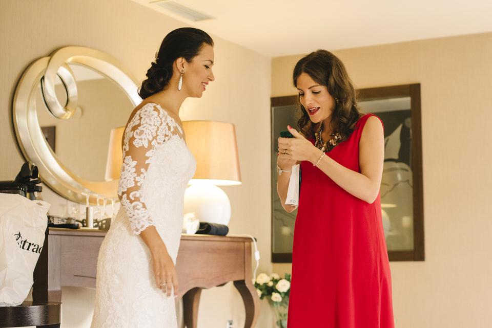 fotografía de bodas en lugo galicia fotógrafa milena martinez enlace novios fiesta vestido preparativos reportaje