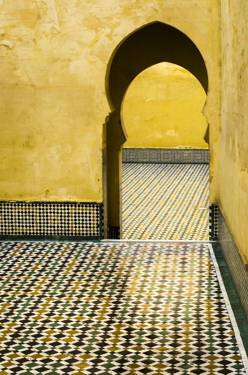 Inspiración en Marruecos