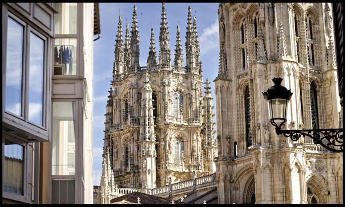 Burgos: Piedra y luz