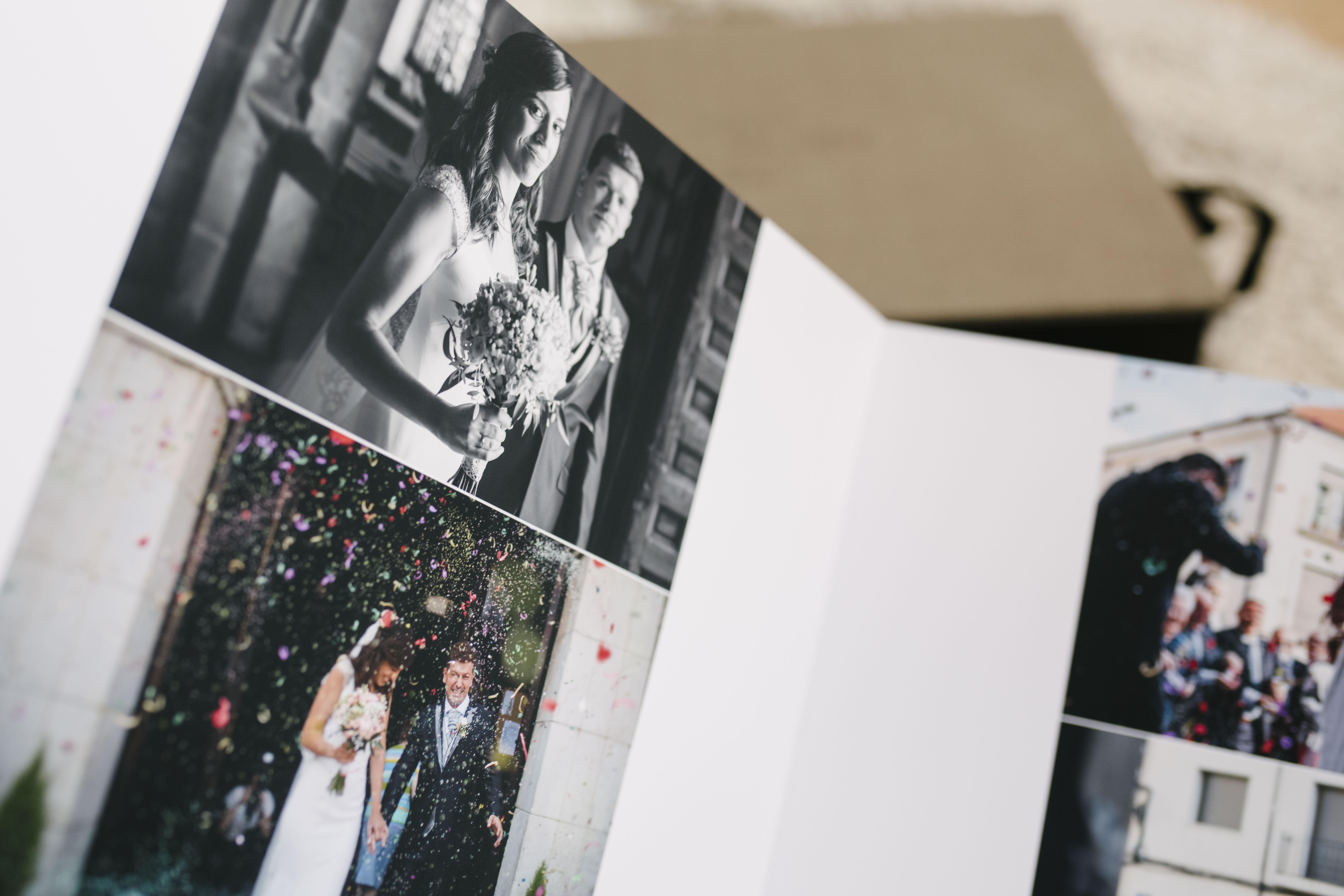 album bodas impresion fotografia impresa fotógrafa milena martinez calidad floricolor retro coleccion tela alta calidad