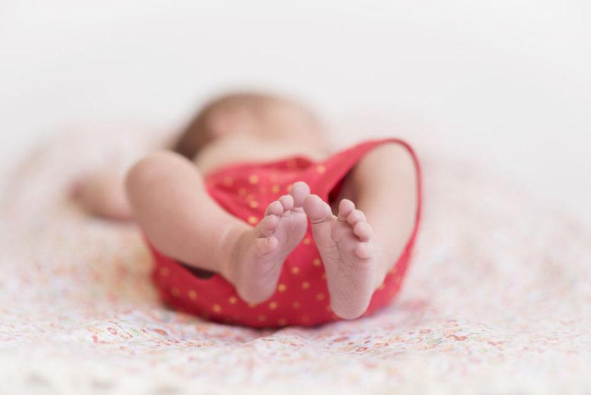 Embarazo y sesión newborn de Martín