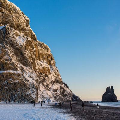 Playa de Reynisfjara (Islandia)